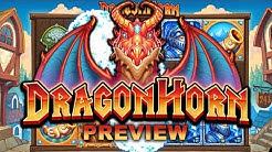 Dragon Horn Slot from Thunderkick - Slot Preview