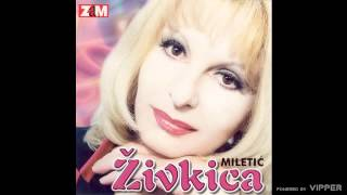 Zivkica Miletic - Ludujem za tobom - (Audio 2000)