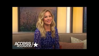 Christina applegate's tips for overcoming insomnia | access hollywood