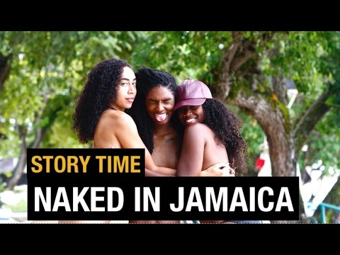 Pictures of women naked in jamaica beaches #6