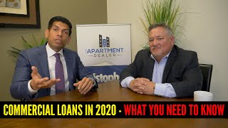 Commercial Loans in 2020 - What You Need to Know