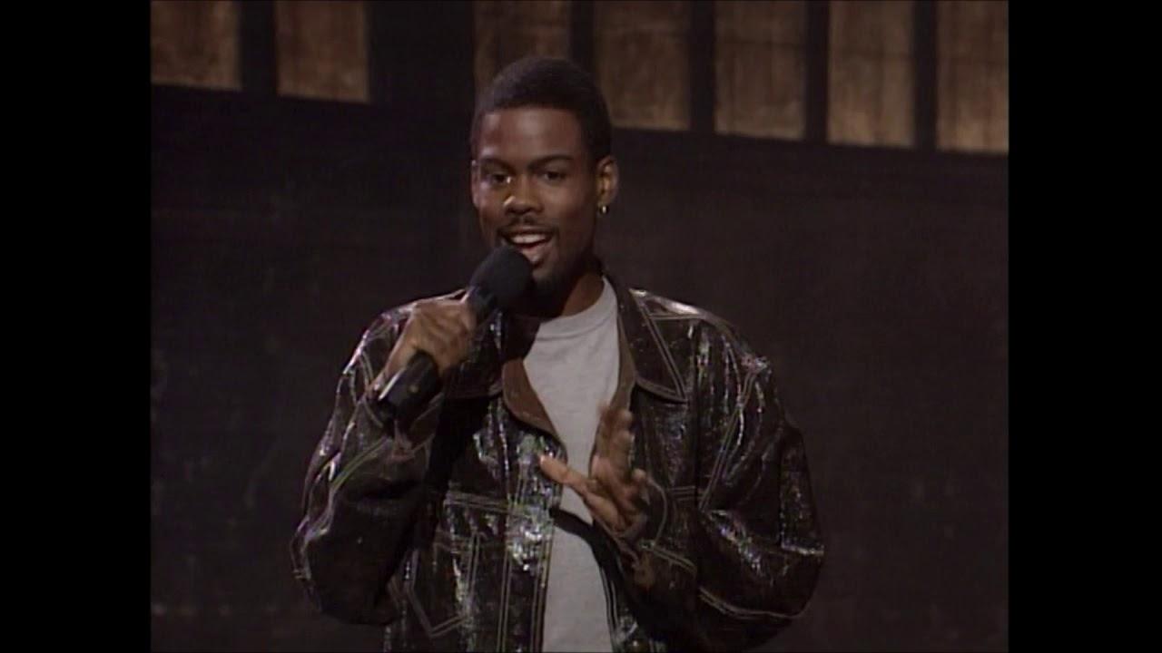 Def Comedy Jam - Chris Rock
