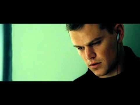 El Mito De Bourne - Escena final -