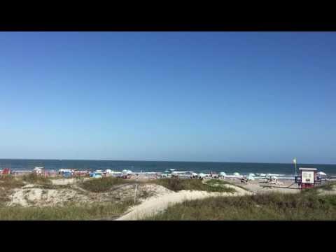 New Year's Day 2017 Lori Wilson Park Cocoa Beach Florida