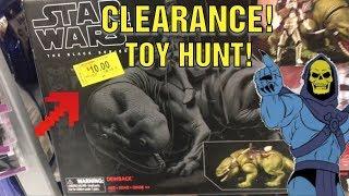 Toy Hunt CLEARANCE! Black Series Marvel Legends
