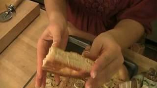 """Focaccia Bread Recipe Video - Laura Vitale """"laura In The Kitchen"""" Episode 35"""