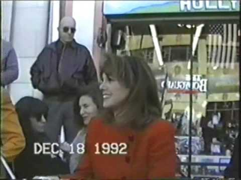 Marlo Thomas Hollywood Walk of FameJohnny Grant