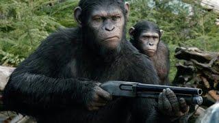 Планета обезьян: Война - Русский трейлер 2017 (Дубляж) / War for the Planet of the Apes