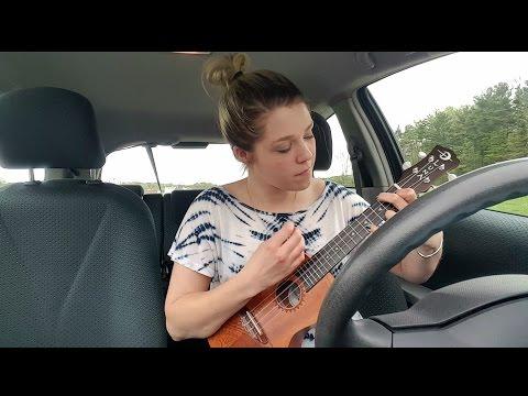Dreams - Fleetwood Mac (groovy ukulele cover)