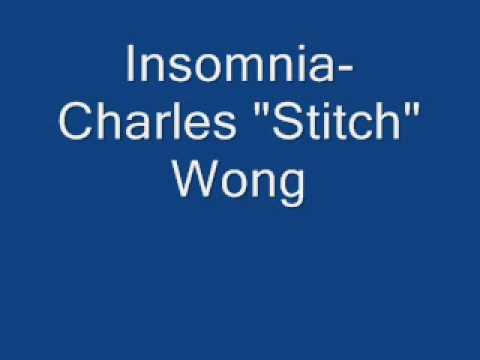 """Charles """"Stitch"""" Wong-Insomnia Acoustic Cover"""
