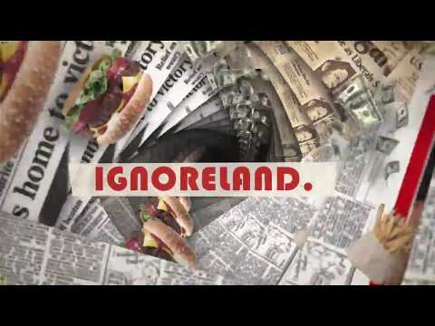 Ignoreland (Official Lyric Video)