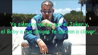 Bad Bunny - Ya Yo Coroné Ft  Anuel AA, Arcángel & Almighty (Letra/Lyrics)