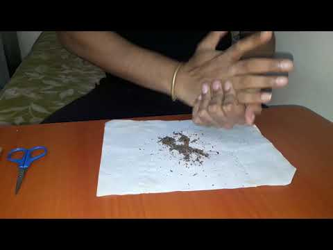 How to make best, fast, perfect joint/ganja at home with expert in right way.with ocb paper.hindi.