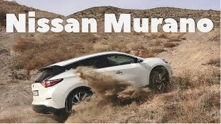 Обзор Nissan Murano 2018 / Тест-Драйв Ниссан Мурано 2019