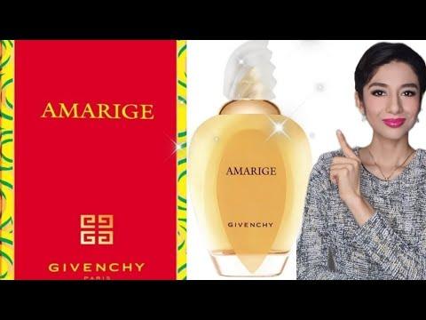 Perfume AMARIGE DE GIVENCHY reseña en Español💐
