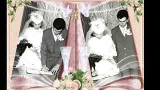 Любимым родителям на серебряную свадьбу