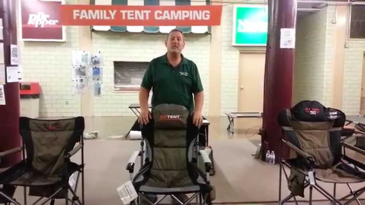 Oztent King Kokoda Chair Review Posture And Ottoman Set Orange Features Of The Youtube