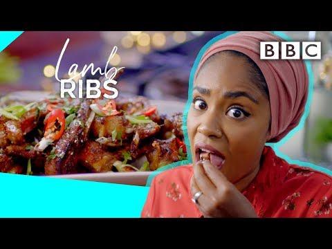 nadiya's-insane-bbq-lamb-ribs-recipe!-|-nadiya's-party-feasts---bbc