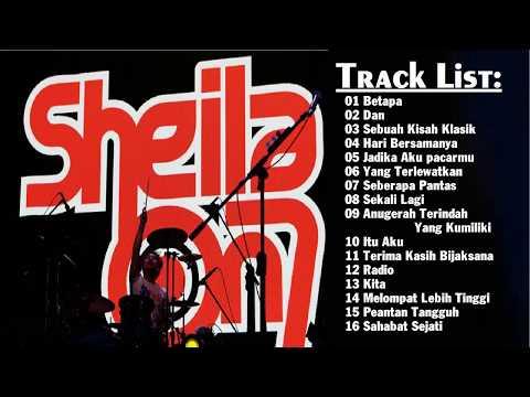 Top lagu terbaik || Sheila on 7 - all album || lagu terpopuler sepanjang masa