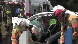 HEAD-ON car crash in Whitehall, PA 09/01/17
