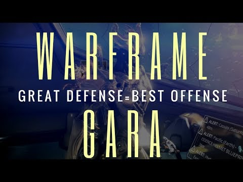 how to get gara warframe