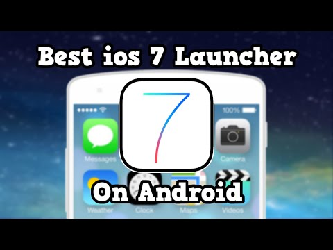 Best Ios 7 Launcher For Android