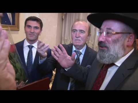 Грузинско-еврейская свадьба 1 часть