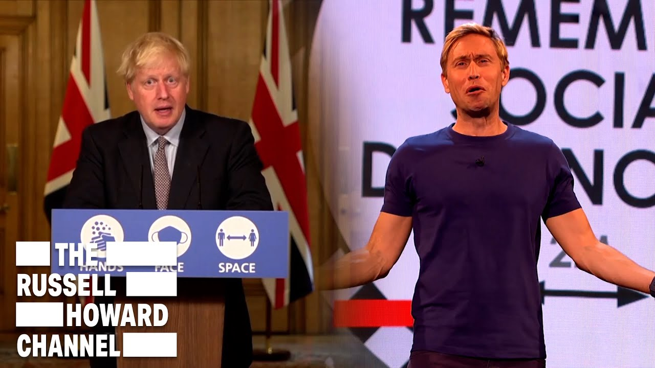 Download How the Government has Dealt with COVID this Year | The Russell Howard Hour