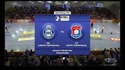 29. Spieltag / 2HBL: VfL Lübeck-Schwartau - TV 05/07 Hüttenberg