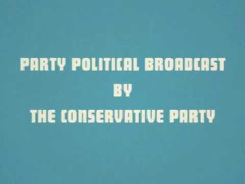 Europe Referendum TV advertisement (1975)