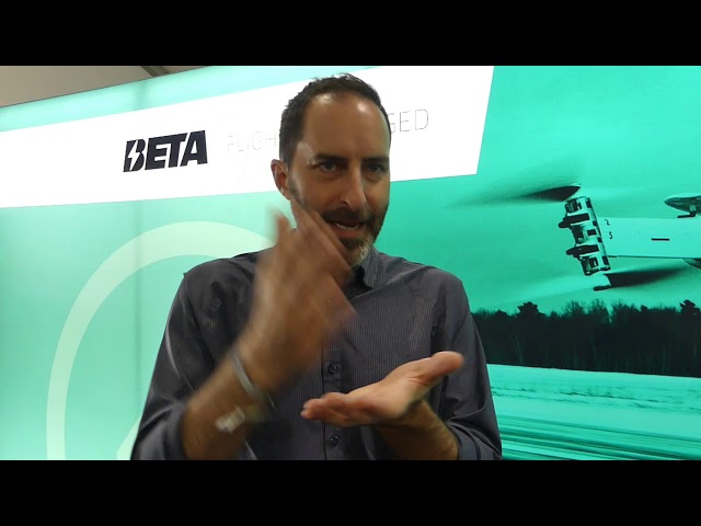 Beta Technologies COO Tom O'Leary on simulators and eVTOL development
