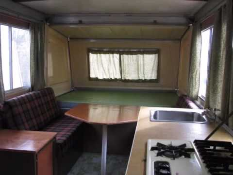 Quot Apache Pop Up Camper Quot Restorations Youtube