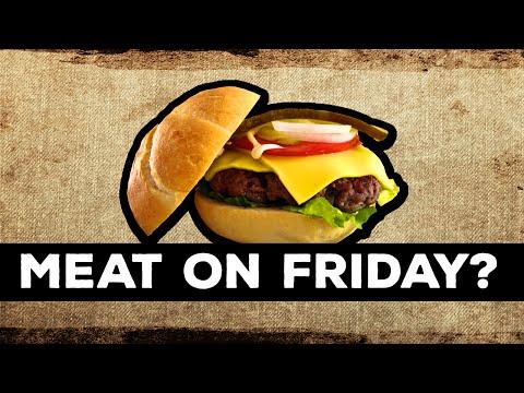 Should a Catholic Have Meat on Friday?  | Sum Nerdus