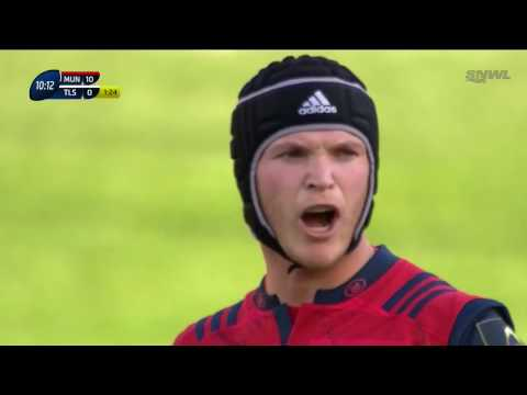 Munster vs Toulouse 01.04.2017 European Rugby Champions Cup - Play Offs