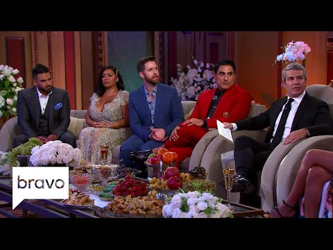 Shahs Of Sunset: Has Reza Farahan Been Faithful To His Husband? (Season 6, Episode 15) | Bravo