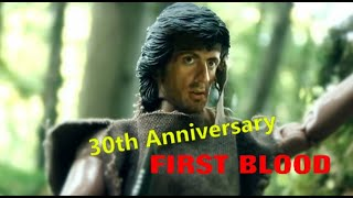 FIRST BLOOD (1982)  30th Anniversary 2012 in Hope B.C Canada