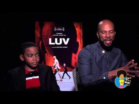 LUV - Actors Common and Michael Rainey, Jr on Reelblack TV