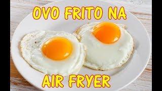 ovo frito na Air Fryer | BlasterChef