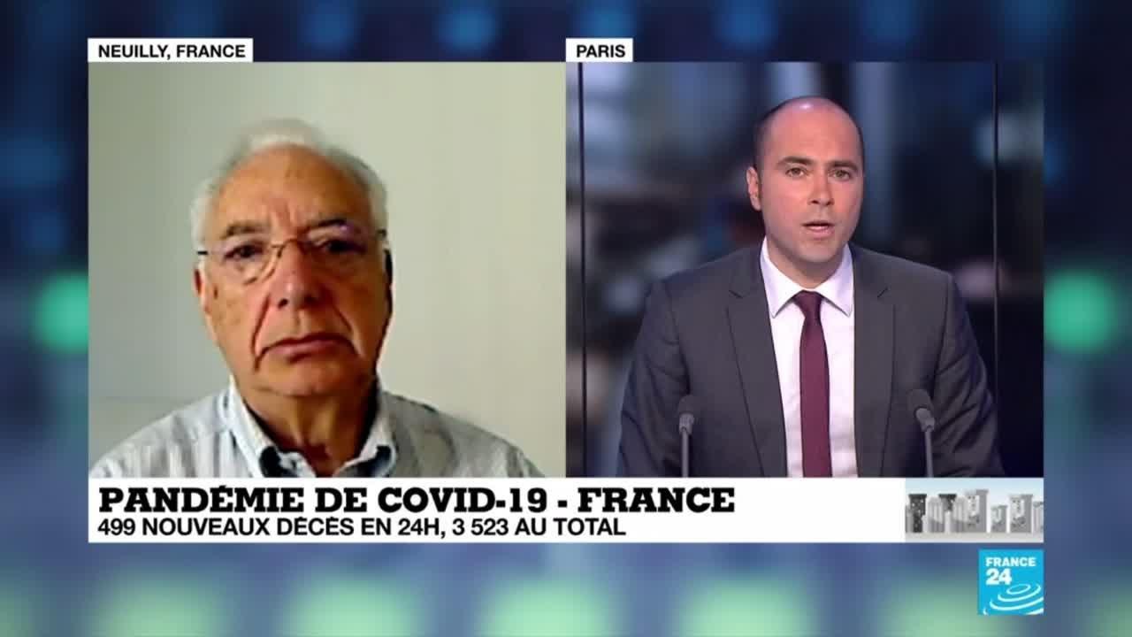 Coronavirus : Avec 499 nouveaux décès en 24h, la France suit les courbes italiennes et espagnoles