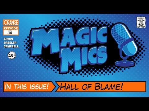 Hall Of Blame - HOF Drama, Buy-A-Box, Minis Preview, Artists Detained & More!