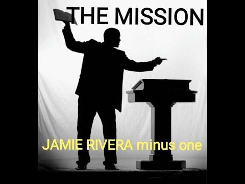 THE MISSION minus one with Lyrics