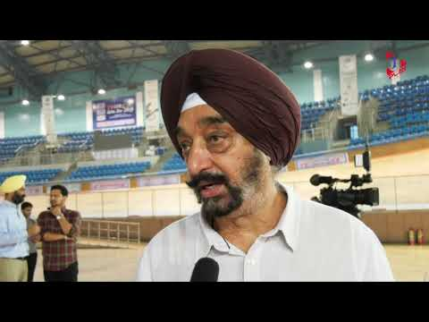 India Cycling Chief Onkar Singh Gives His Review of Track Asia Cup 2019