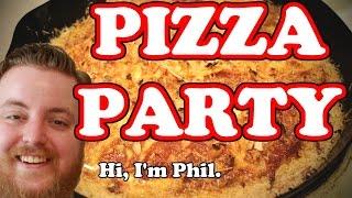 Pizza Pandemonium