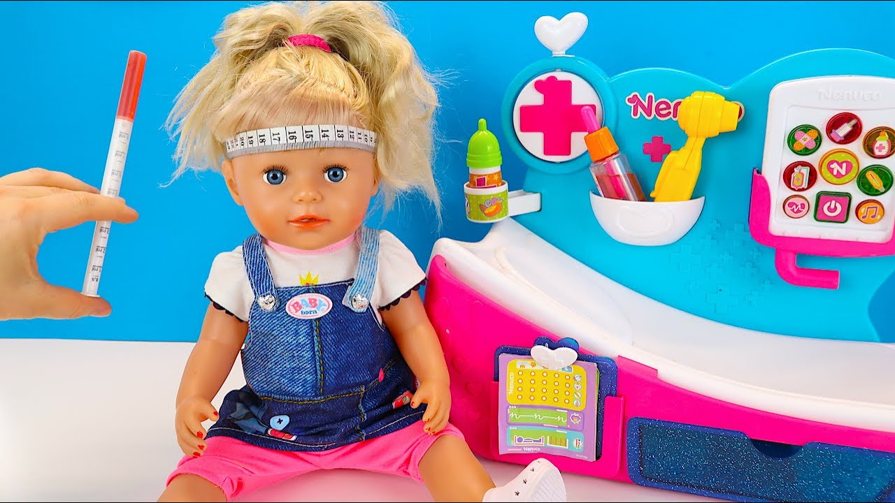 Витамин Роста Для Беби Бон Эмили Мультики Как Мама Играет в Куклы Пупсики 108мама тв