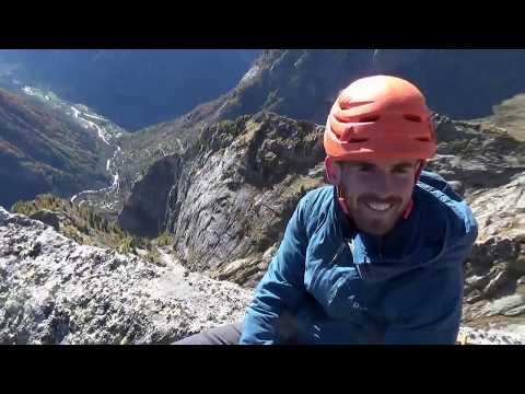 800m Big Wall Climbing In Italy - 'Mediterraneo', Monte Qualido