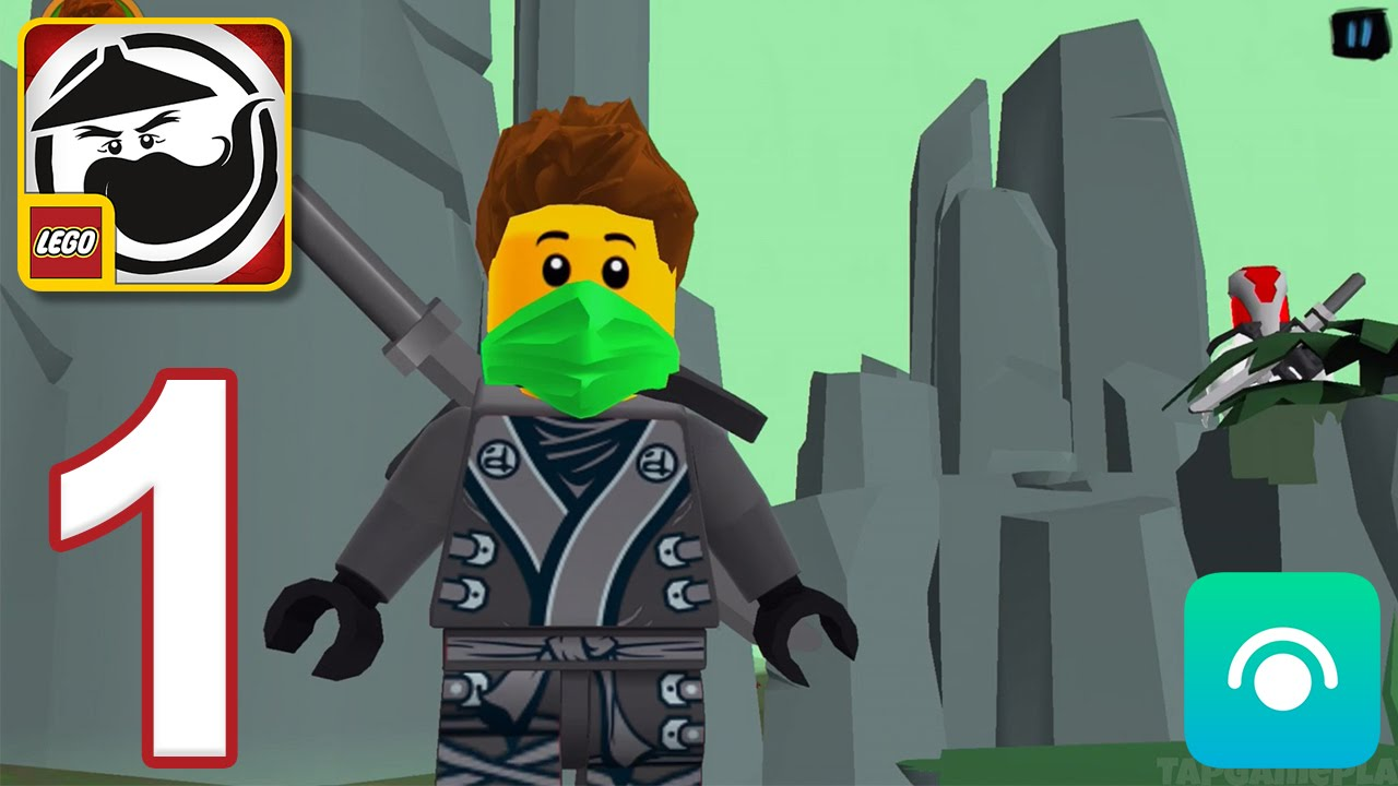 Lego Ninjago Wu Cru Gameplay Walkthrough Part 1 Zane Saved Ios