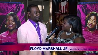 compromised floyd marshall jr writer executive producer
