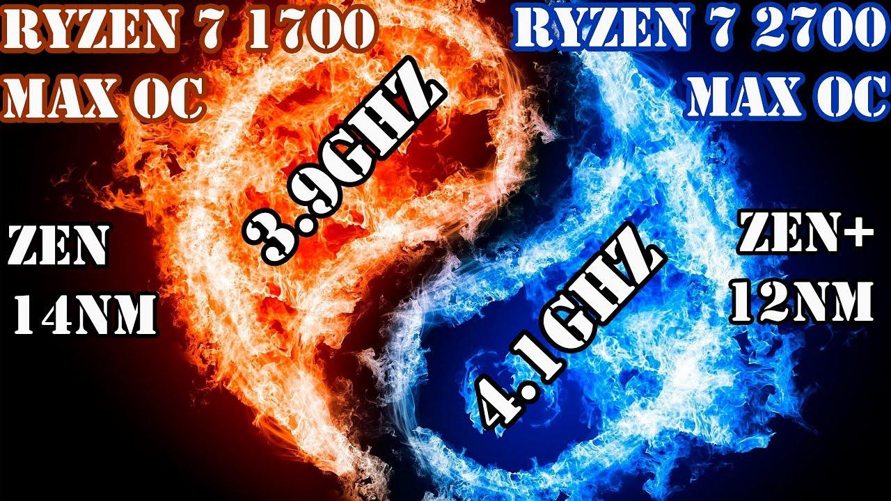Ryzen 7 1700 vs 2700. Вся правда о райзенах, о чём все молчат, но вы знать должны!