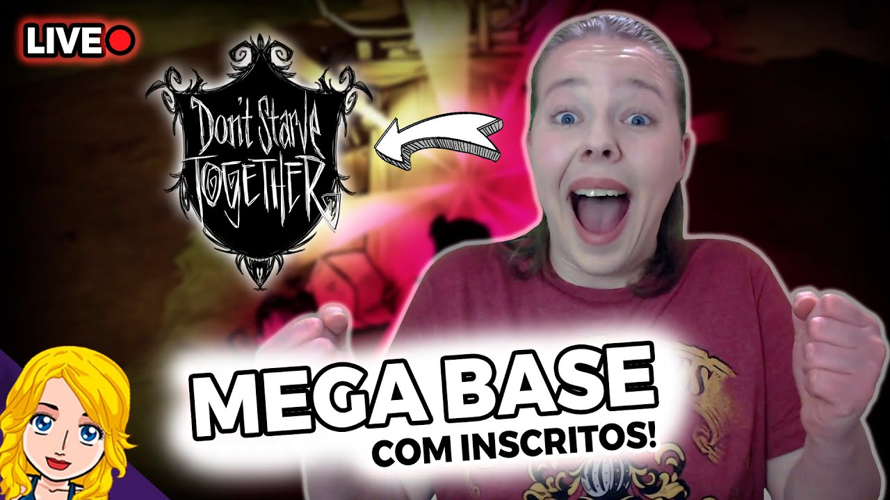 Download GAMEPLAY   Don't Starve Together MEGA BASE feat.inscritos #ep03