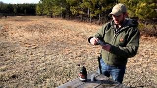 Knight TK 2000 Muzzleloader Shotgun Review - Perfect For Turkey Hunting!